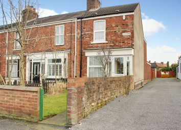 Thumbnail 3 bed end terrace house for sale in Hull Bridge Road, Beverley
