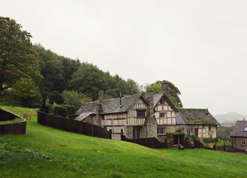 Thumbnail 8 bed detached house to rent in Evenjobb, Presteigne, Herefordshire