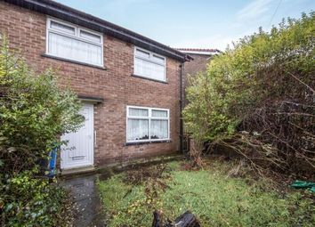 Thumbnail 3 bed end terrace house for sale in Barry Crescent, Worsley, Manchester, Greater Manchester