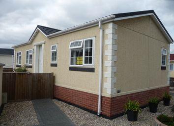 Thumbnail 2 bed mobile/park home for sale in Star Meadow Park, Fakenham