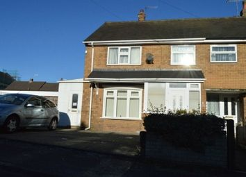 Thumbnail 4 bedroom town house to rent in Duke Place, Silverdale, Near Keele, Newcastle-Under-Lyme