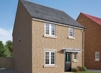 """Thumbnail 3 bed detached house for sale in """"The Elliot"""" at Uffington Road, Barnack, Stamford"""