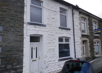 Thumbnail 3 bed property for sale in Dumfries Street, Treherbert, Rhondda Cynon Taff.