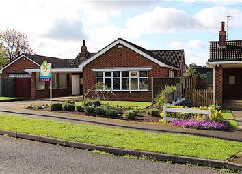 Thumbnail 3 bed detached bungalow for sale in The Leas, Barkston, Grantham