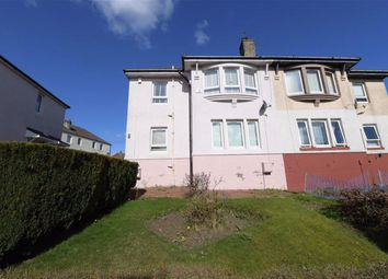 Thumbnail 2 bed flat for sale in Colinslee Crescent, Paisley