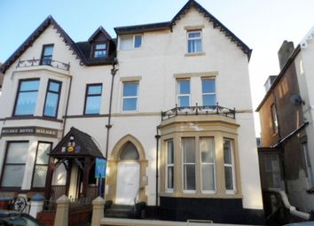 Thumbnail 1 bed flat to rent in Dean Street, Blackpool