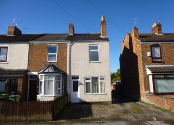Thumbnail 2 bed end terrace house to rent in Ropery Road, Gainsborough, Lincolnshire