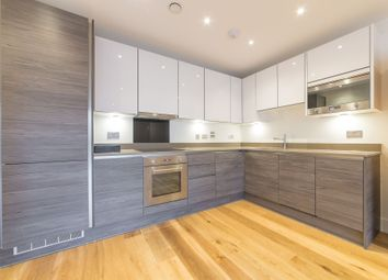 Thumbnail 1 bed flat to rent in Harbourside Court, 4 Gullivers Walk, Marine Wharf East, London