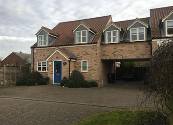 Thumbnail 4 bedroom link-detached house for sale in High Street, Haddenham, Ely
