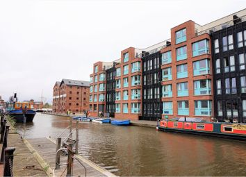 Thumbnail 2 bed flat for sale in The Docks, Gloucester