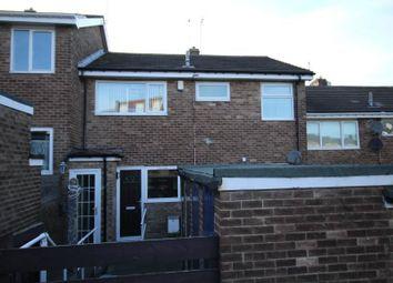 Thumbnail 2 bed flat to rent in Church Road, Blackhill, Consett