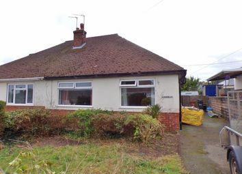 Thumbnail 3 bed bungalow for sale in Sandy Lane, Bagillt, Flintshire, North Wales