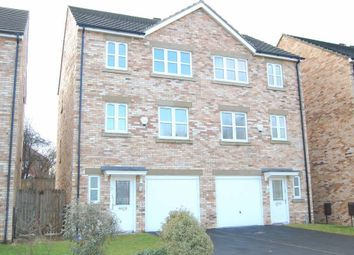 Thumbnail 4 bed semi-detached house to rent in Temple Court, Wakefield