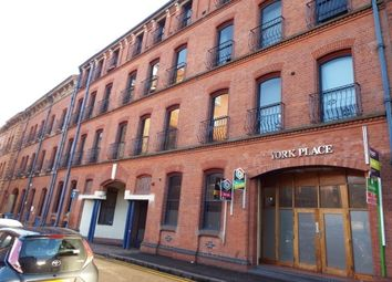Thumbnail 1 bed flat to rent in York Place, Leicester
