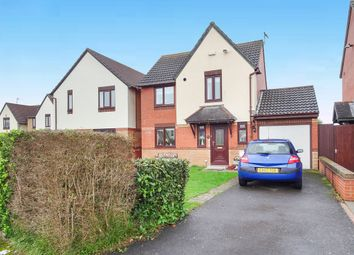 Thumbnail 3 bed detached house for sale in The Burrows, Newton, Porthcawl