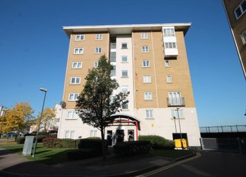 Thumbnail 2 bed flat for sale in Schooner House, Erith