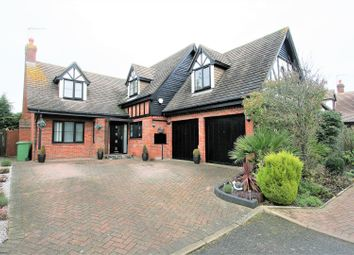 Thumbnail 5 bed detached house for sale in Turnberry Drive, Bricket Wood, St. Albans