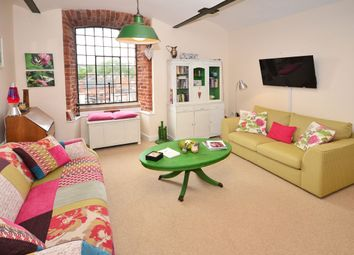Thumbnail 1 bed flat for sale in Tean Hall Mills, Tean