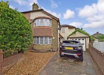 Thumbnail 3 bed semi-detached house for sale in Swanley Road, Welling