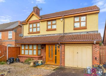 Thumbnail 5 bed detached house for sale in Cherrington Drive, Abbeymead, Gloucester