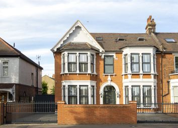 Thumbnail 5 bed semi-detached house for sale in Aldersbrook Road, London