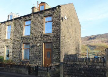 Thumbnail 4 bed end terrace house for sale in Springside, Cowpe, Rossendale