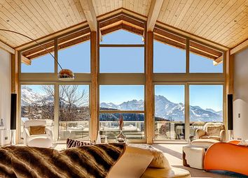 Thumbnail 6 bed property for sale in Chalet Le Renne D Or, Villars, Vaud, Switzerland