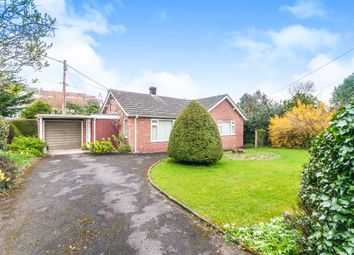 Thumbnail 2 bed detached bungalow for sale in Silverlea, Kilmington, Axminster