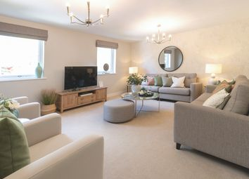 Thumbnail 4 bed detached house for sale in Dragonfly Chase, Ilchester, Somerset