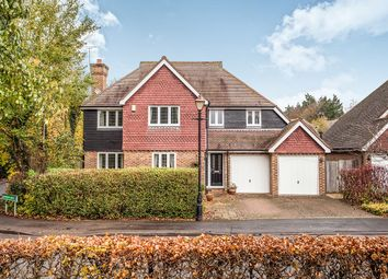 Thumbnail 5 bedroom detached house to rent in Harrison Drive, Harrietsham, Maidstone