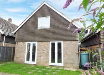 Thumbnail 3 bedroom detached house for sale in Glebe Close, Long Stratton