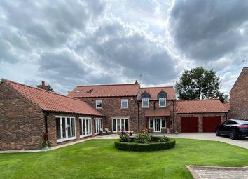 Thumbnail 4 bed detached house for sale in Etton Road, Cherry Burton, Beverley