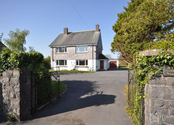 Thumbnail 4 bed detached house for sale in The Former Vicarage, Llangeler, Carmarthenshire