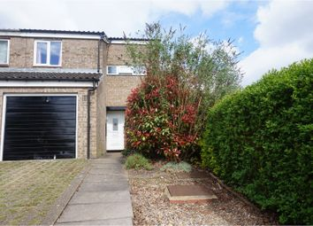 Thumbnail 3 bedroom end terrace house for sale in Anne Bartholomew Road, Thetford