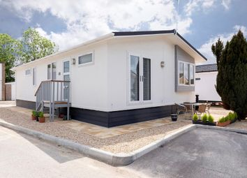Thumbnail 2 bed detached house to rent in Carterton Mobile Home Park, Carterton, Oxfordshire