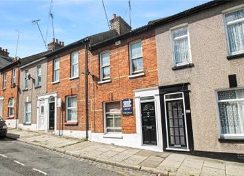 Thumbnail 2 bedroom terraced house for sale in Clarendon Road, Gravesend, Kent
