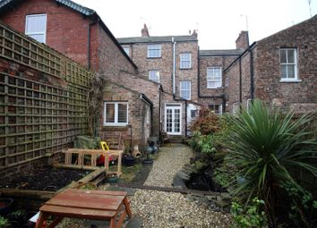 Thumbnail 4 bedroom terraced house for sale in Melbourne Street, York