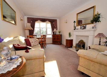 Thumbnail 1 bed flat for sale in Delamere Lodge, Chester Road, Hazel Grove, Stockport