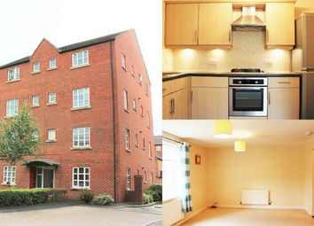 Thumbnail 2 bed flat for sale in Massingham Park, Taunton