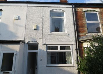 Thumbnail 2 bedroom terraced house to rent in Brentwood Avenue, Hardwick Street, Hull
