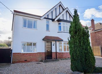 Thumbnail 4 bed semi-detached house to rent in Station Road, Netley Abbey, Southampton
