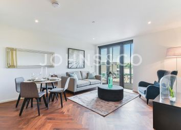 Thumbnail 2 bed flat to rent in Ambassador Building, Embassy Gardens