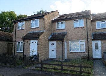 Thumbnail 2 bed terraced house for sale in Rosewood Gardens, Marchwood, Southampton