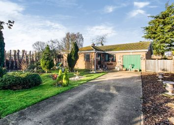 Thumbnail 2 bed detached bungalow for sale in Eastfield, Bassingham, Lincoln
