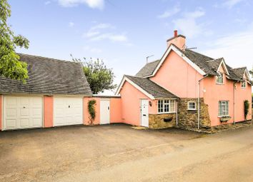 Thumbnail 3 bed cottage for sale in The Ginnel, Babelake Street, Packington