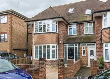 Thumbnail 5 bed semi-detached house to rent in East End Road N3, Finchley