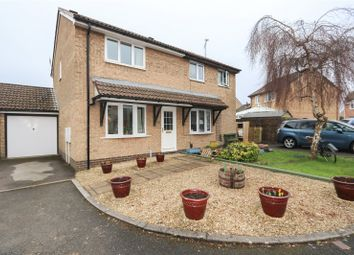Stanley Mead, Bradley Stoke, Bristol BS32. 3 bed semi-detached house for sale