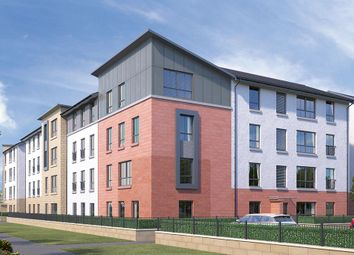 "Thumbnail 2 bedroom flat for sale in ""The Lawrie A 3rd Floor"" at Inchgarvie Loan, Glasgow"
