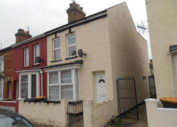 Thumbnail 3 bedroom end terrace house for sale in Coventry Road, Bedford, Bedfordshire