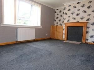 Thumbnail 2 bed flat to rent in Glenshee Crescent, Perth
